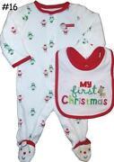 Newborn Boy Christmas Outfit