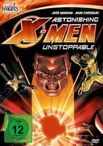 Marvel Knights - Astonishing X-Men: Unstoppable (OmU)