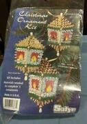 Sequin Ornament Kit