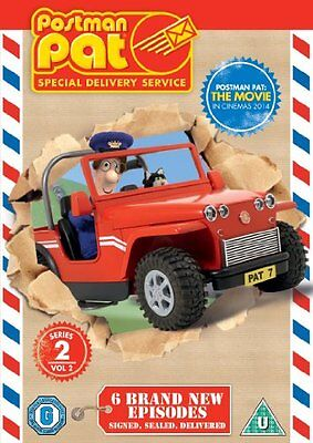 Postman Pat: Special Delivery Service - Series 2 - Volume 2 [DVD][Region (Postman Pat Special Delivery Service Series 2)