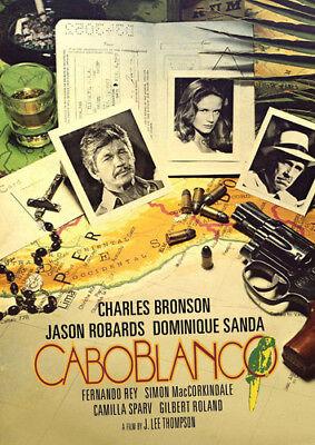 Cabo Blanco [New DVD] (Cabo Blanco)