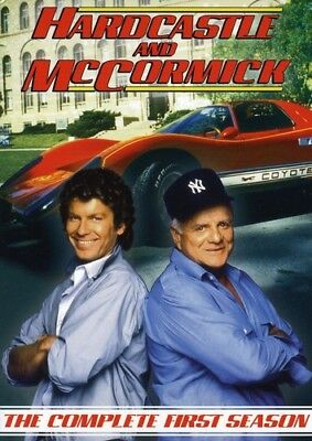 Hardcastle and McCormick: The Complete First Season [New DVD] Canada - Import