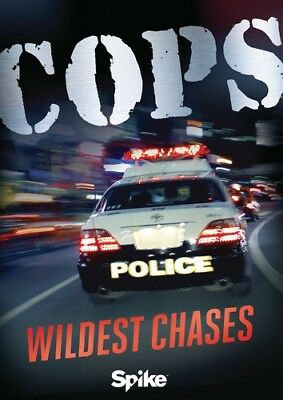 Cops: Wildest Chases [New DVD] Amaray Case, Dolby, Widescreen, Sensormatic