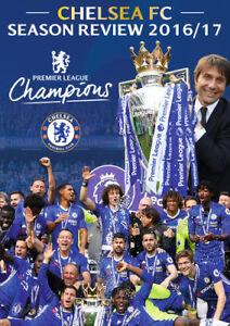 Chelsea FC: Season Review 2016/2017 DVD (2017) Chelsea FC ***NEW***
