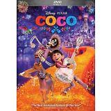 Coco DVD NEW Disney Pixar