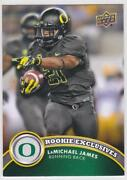 LaMichael James Upper Deck
