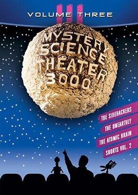 Mystery Science Theater 3000 Volume Iii Three New Sealed 4 Dvd Set Mst3k