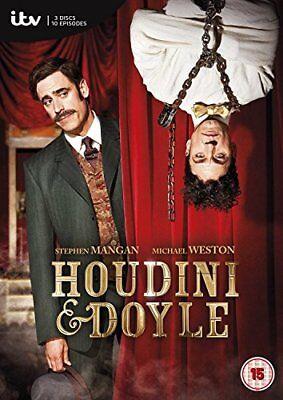 Houdini And Doyle [DVD][Region 2]