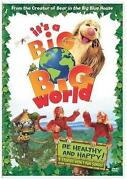 It's A Big Big World DVD