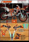KTM Graphics 2012