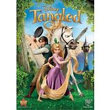 Tangled (DVD, 2011) Disney Rapunzel -  Includes Slipcover
