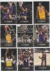 Kobe Bryant Basketball Card Lots