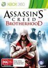Assassin's Creed: Brotherhood Microsoft Xbox 360 PAL Video Games