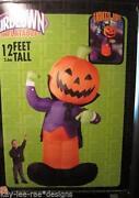Gemmy Halloween
