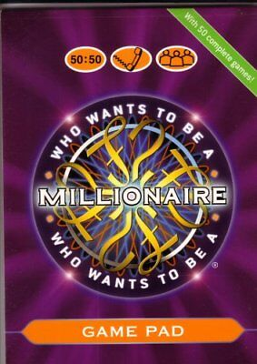 Who wants to be a millionaire Gamepad By Unknown for sale  Shipping to India
