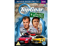 BBC TOP GEAR ( The perfect road trip DVD 2013) LIKE BRAND NEW.