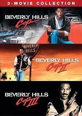 Beverly Hills Cop: 3-Movie Collection [New DVD] 3 Pack, Ac-3/Dolby Digital, Do