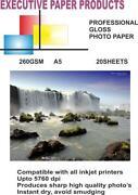 A5 Gloss Paper