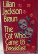 Lilian Jackson Braun Audio Books
