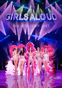 Girls Aloud: Ten - The Hits Tour 2013 DVD (2013) Girls Aloud ***NEW***