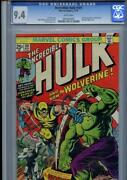 Incredible Hulk 181 CGC