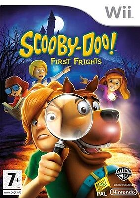 Scooby-Doo! First Frights Wii Nintendo jeu jeux game games spelletjes 3555