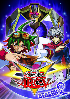 Yu-Gi-Oh! Arc-V: Season 2 [New DVD] Widescreen