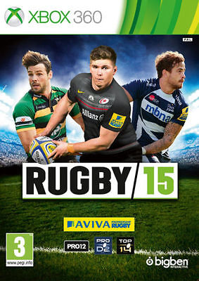 Prepare on your console with Rugby 15