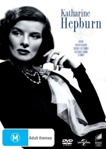 KATHARINE HEPBURN DVD 4-Movies NEW Holiday/ Rooster Cogburn / Suddenly..+MORE R4