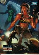 Alien Predator Card