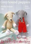 Toy Dog Knitting Patterns