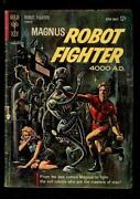 Magnus Robot Fighter Comic