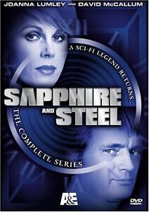 Sapphire and Steel - The Complete Series VHS PAL