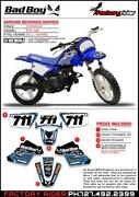 Yamaha 50 Dirt Bike