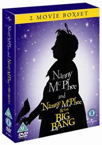 Nanny McPhee/Nanny McPhee and the Big Bang [DVD]