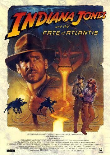indiana jones poster ebay
