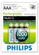 16 AAA Rechargeable Batteries