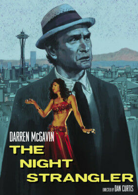 The Night Strangler [New DVD] Special Ed