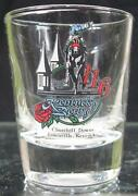 1990 Kentucky Derby Glass