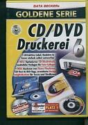 Data Becker CD Druckerei