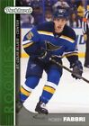 Ice Hockey Trading Cards Parkhurst Robby Fabbri