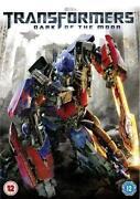 Transformers Dark of The Moon DVD