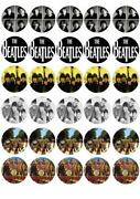 Beatles Cake Toppers