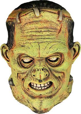 Adult Frankenstein's Monster Full Halloween Mask - Frankenstein Halloween Mask