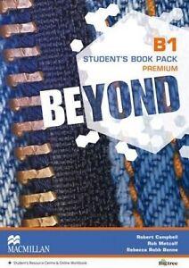 Benne, Rebecca-Beyond B1 Student`S Book Premium Pack  BOOK NEW