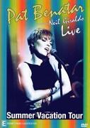 Pat Benatar DVD