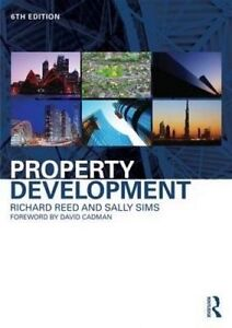 Property Development by Sally Sims, Richard Reed (Paperback, 2014)