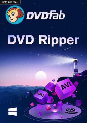 DVDFab DVD Ripper (24 Monate), Download, Windows