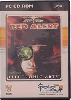 Command & Conquer Red Alert - Sold Out Version, , Video Game