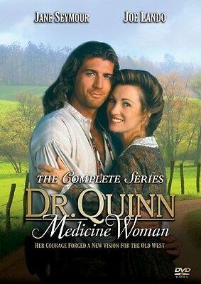 Dr. Quinn, Medicine Woman: The Compl DVD Region 1 Complete Series